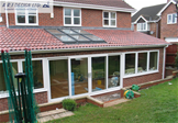 Large single storey rear extension (external)